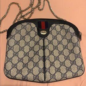 Vintage Gucci crossbody or small handbag